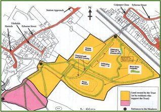 Meadows Map