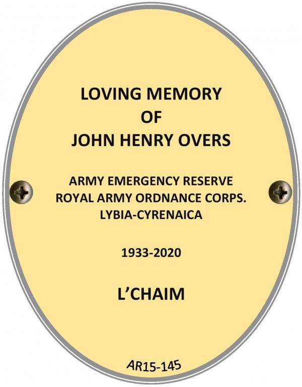 John Henry Overs