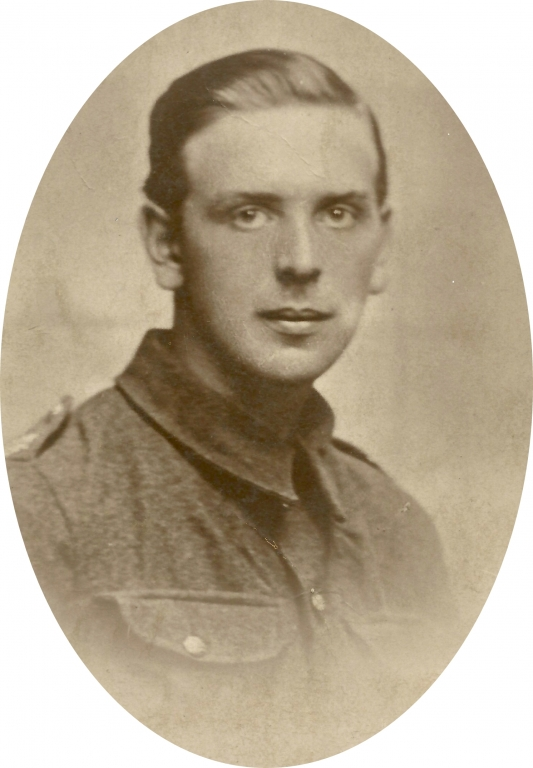 Private Frederick William Linnell