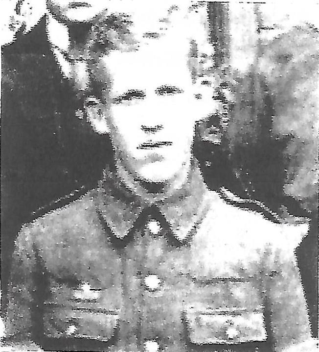 Private Thomas William Shilling