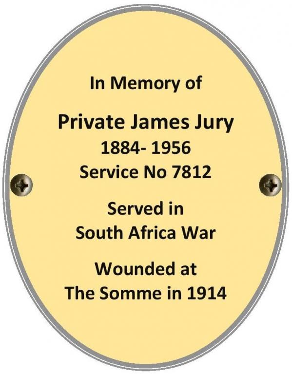 Private James Jury