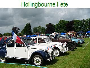 Hollingbourne Fete