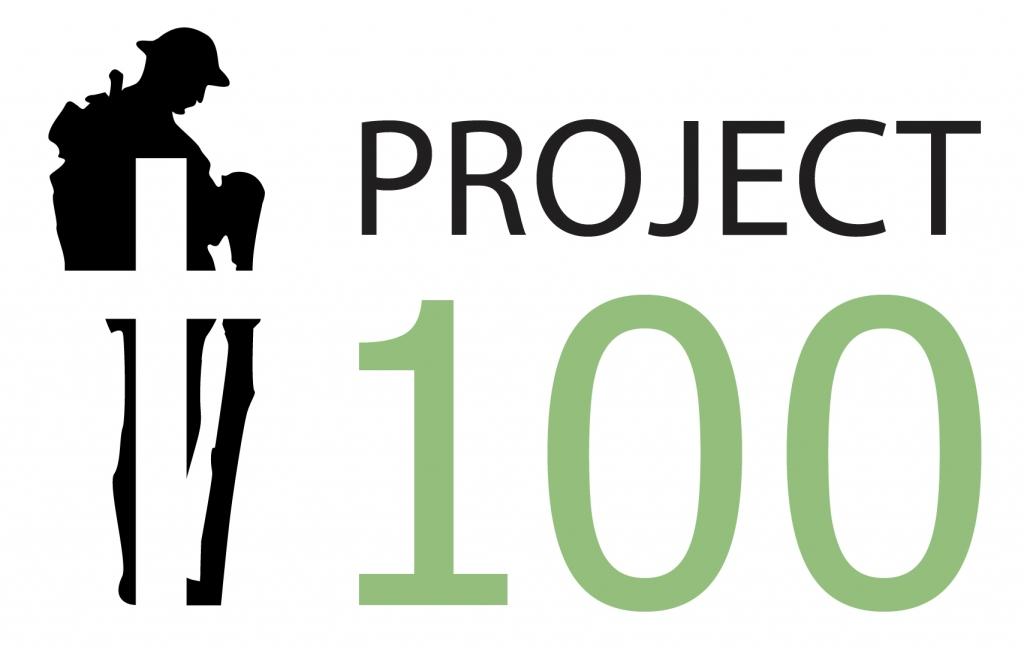 P100 Logo