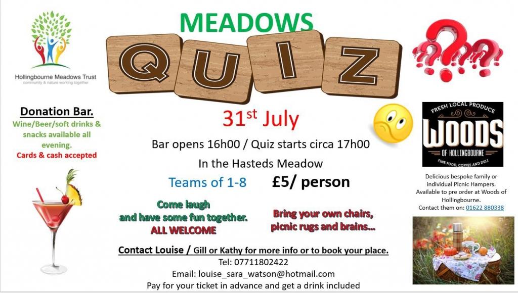 Meadows Quiz July 2021