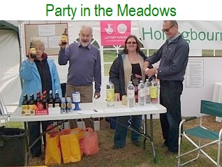 Party in the Meadows - 2011
