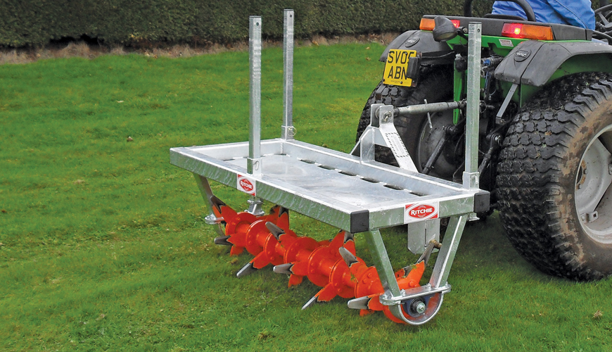 Grassland Aerator 1.5 Metre